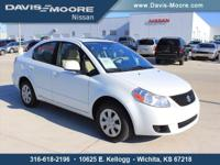 CARFAX 1-Owner. EPA 31 MPG Hwy/23 MPG City! WHITE