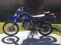 06' SUZUKI DR 650 SE DUAL SPORT FOR SALE !!! NEW LOWER