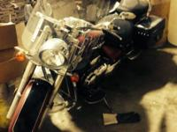 MINT 2007 SUZUKI BOULEVARD RS ONLY 2,850 MILES