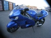 !This posting is for a 2007 Suzuki Hayabusa GSX1300R.