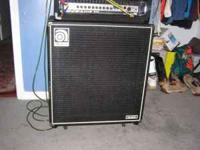 this cab is in real good condition 1 spot on tolex but