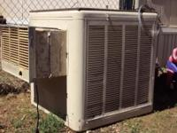 Large swamp cooler, runs great, come and check it out,