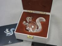 Swarovski Crystal SCS - Large Collection For Sale All