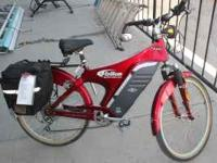 We have a very nice 24V EVG eBike for sale. This bike