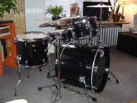 I am selling my Sound percussion 4 Piece drum set. Like