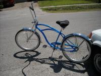 This is a classic Dyno glide cruiser with a springer