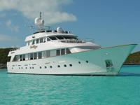 SWEET ESCAPE is an exceptional yacht that has had the