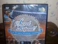 Great Christmas gift for the Lady Vol fan. New DVD