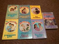 Sweet Valley High books # 12, 18, 23, 34, 35, 60 and