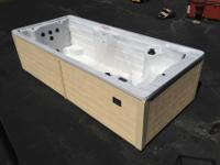 Honey Spas custom builds all of our Swim Spas to meet