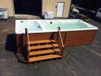 Type:spa/poolHoney Spas custom builds all of our Swim