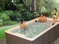 Swim Spas made by Honey SpasWe manufacture 14 - 19'