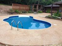 New in PINEVILLE  la Edwards pools Installing in ground