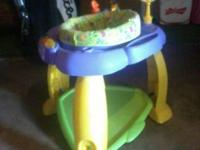 FISHER PRICE SWING THAT SWINGS SIDE TO SIDE AND FRONT