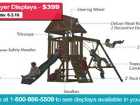 We have High Flyer displays at Home Depot locations