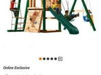I have this swingset that i bought for my children but