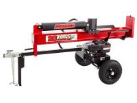 The Swisher 8.75 gross torque log splitter features a