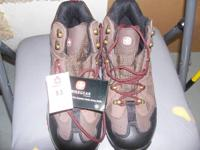 Brand new size 9.5 Swiss Gear Boots....if interested