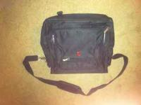 I am selling a swiss laptop bag in great condition. Has