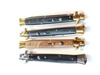 We love switchblade automatic knives. We sell only the