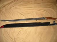 Very nice, new,  From the Hobbit Series, Sword of the