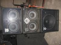 i haveone swr like new bass cab left for sale cab has