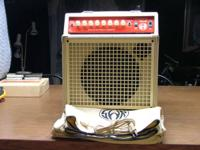 The SWR Strawberry Blonde Acoustic Amp is a single