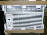 Brand New Sylvania 12,000 BTU Window Air Conditioner