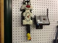 I have for sale a Sylvester and Tweety wall clock.