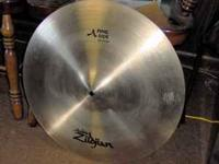 USED CYMBAL This is an awesome condition Zildjian Ping