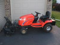 Used 2006 Symplicity Broadmoor 16HP Garden Tractor with