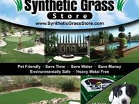 Prices starting at $1.50 per sqft The Synthetic Grass