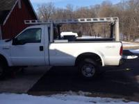 I have a used system one ladder rack for a pick-up