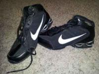 i have newer basketball shoes that are barely a year