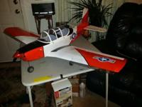 Selling my T-34 Mentor. Flown once. Ready for the