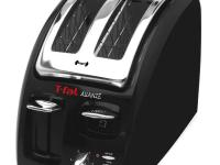 Try out this Avante 2 slice toaster by T-Fal. The