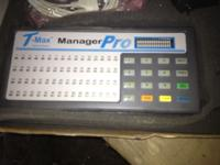 T-Max Manager Pro With All accessories The T-Max