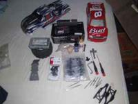 I have a t-maxx 3.3 racing rc truck original body and a
