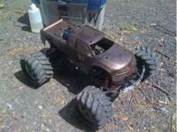 Hi there I have a traxxas t-maxx 3.3 the motor in only