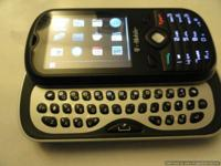 Alcatel Sparq OT-606a Beautiful Qwerty Slider Cell