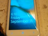 HTC windows phone in immaculate mint condition! Great