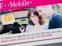 Never USED or added to a T mobile account Activate by