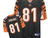 i got a brand new T.O Bengals jersey. nothings wrong