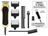 Wahl T-Pro Trimmer. Allows you to shave, detail, trim,