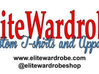 Elite Wardrobe T-shirt Printing and Aparel. ***Sale***