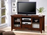 TELEVISION Console Media Stand $279Furniture Outlet4