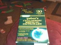I have a medical dictionary I want to sell. The box is