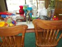 4 chairs good condition call  Location: ringgold