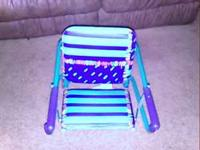 Baby chair for table in good condition. Call Al at