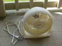 Table Fan .. excellent condition $6 only... mail or